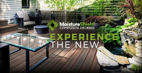 Moisturesheild Composite Decking Rochester Syracuse NY