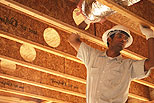 roof floor trusses building materials lumber central NYS