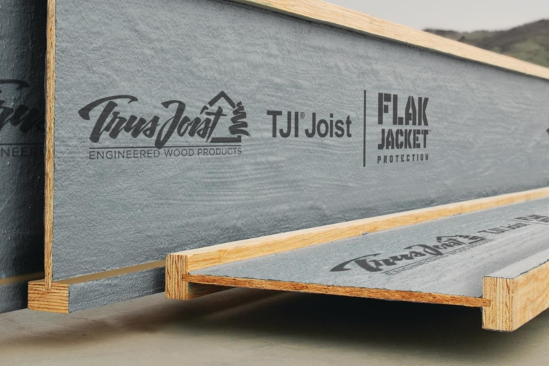 fire resistant building products trusses