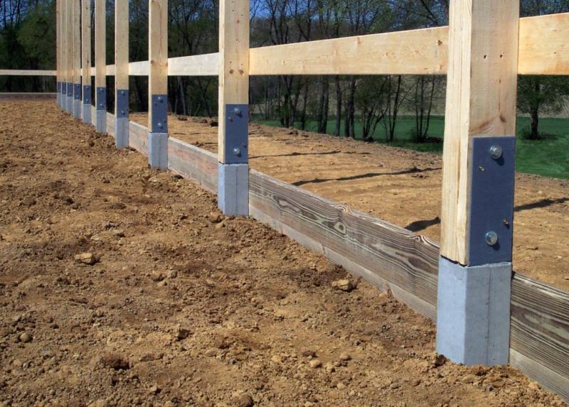 Perma Column Post Frame Building Foundation Advantages